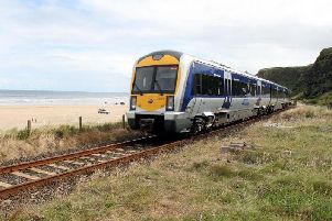 Additional Derry rail services announced.