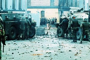 Thirteen people were shot dead on Bloody Sunday. A further 13 were injured. One died later.