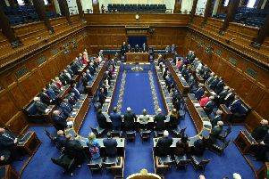 Continue to work the Belfast Agreement arrangements and the Provo outcome is inevitable. Hence, the folly of those who clamour for the return of Stormont. Sinn Fein will never want to make Northern Ireland work