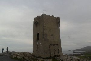 Banba's Crown at Malin Head.