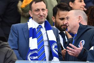 The staggering amount Brighton owner Tony Bloom has invested in Albion