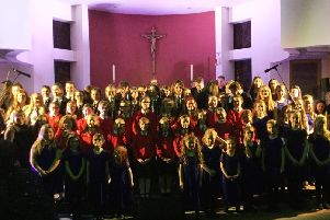 Music evening choir.
