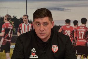 Derry City boss, Declan Devine is delighted with his latest transfer business.