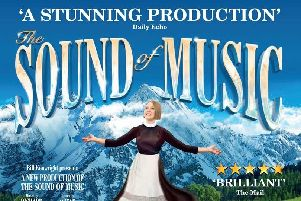 Tickets on sale now for The Sound of Music at the Millennium Forum in 2020.