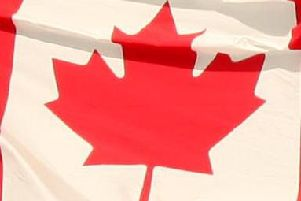 Glove with Canadian flag may hold key to burglary, police have said.