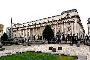 The Court of Appeal in Belfast.