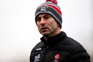 Derry manager, Rory Gallagher is expected to ring the changes for Wednesday's McKenna Cup clash with Donegal.