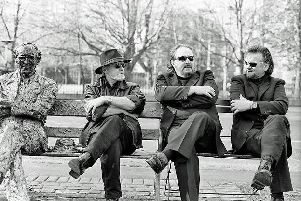 Bagatelle, the band that�inspired U2 and shared the stage with Bob Marley, will play in the Millennium Forum this Friday, January 10.