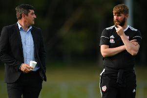 Derry City manager, Declan Devine and Technical Director, Paddy McCourt are working hard in a bid to assemble a competitive squad for 2020.