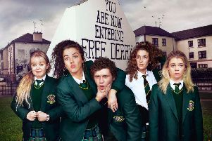 Derry Girls series three is likely to appear on screens before the end of 2020.