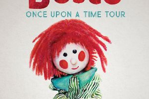 Bosco will come to Derry on Saturday, February 8.