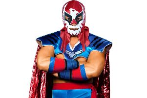 Super Lucha hits the Alley