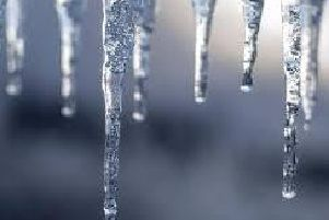 Temperatures to fall below freezing