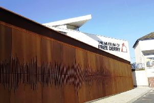 The Museum of Free Derry.
