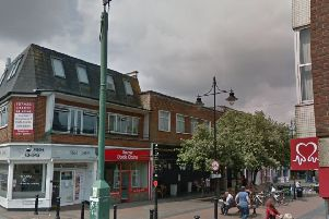 Wetherspoons ' The Six Gold Martlets in Burgess Hill. Picture: Google Street View