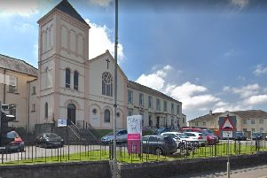 The Adoration Chapel in Lurgan which is beside Mount Zion House formerly the Convent of Mercy Photo courtesy of Google