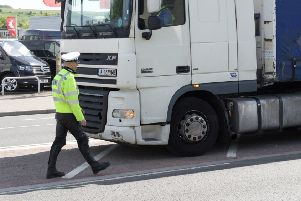 Lorry drivers fined in Dunstable