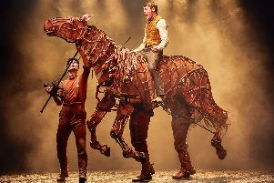 War Horse which is coming to Milton Keynes Theatre