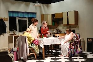 Kitchen table drama from Horncastle Theatre Company