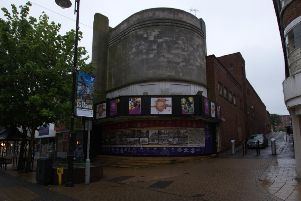 The cinema has sat empty for nearly 20 years
