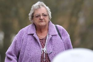 south beds news agency-luton-(fairleys)..angela ayres....murder trial....luton crown court