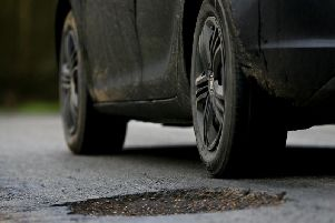 How quickly does Central Bedfordshire Council fill in dangerous potholes?