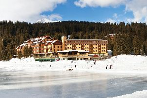 Travel journalist Jan Henderson enjoys the chic resort of Madonna di Campiglio