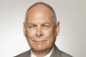 Central Beds Councillor Nigel Young