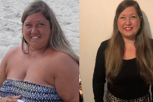 Christina Scott has lost two stone following the WW Freestyle programme