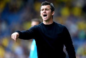 Fleetwood boss Joey Barton