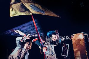 A play without words, Kite promises to enchant families when it flies in to The Theatre in Chipping Norton next week