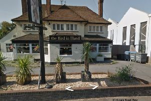 The Bird in Hand. Photo from Google Street View