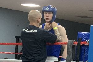 Luton boxer Sam King