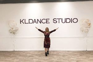 New dance studio in Dunstable opened on Saturday