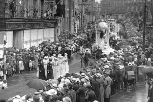 An image, item or document relating to Luton's 1919 Peace Day Riot