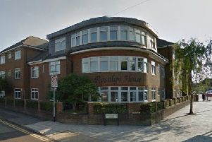 Rosalyn House has a residential unit, a nursing and palliative unit, and a new specialist dementia unit.Credit: Google.