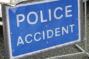 The collision happened in Friars Road