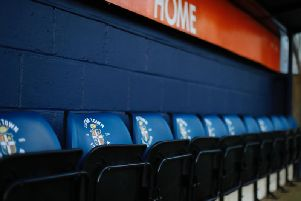 Luton Town v Bristol City has sold out