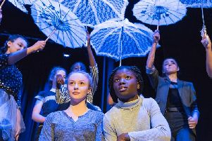 Shakespeare Schools Festival. Photo by Splaat Media