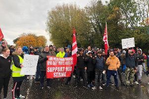 Strike at ABP Meats