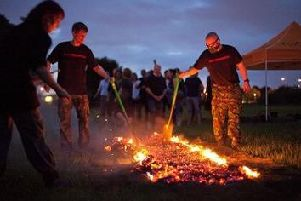 Could you take on the Firewalk?