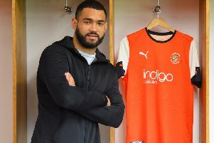 New Town loan signing Cameron Carter-Vickers