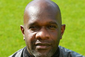 Hatters head of academy coaching and professional player development Adrian Forbes