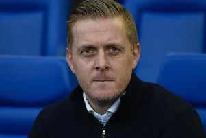 Sheffield Wednesday boss Garry Monk
