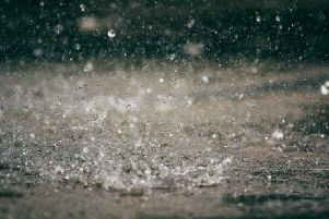 Storm Bronagh will bring wind and rain to Rugby this evening and into Friday.