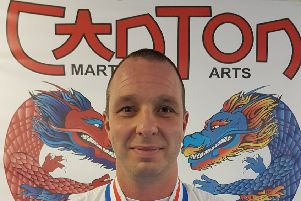 Chris Eyre wins world chamionships SUS-180811-130840001
