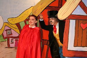 Haven Players January 2019 pantomime