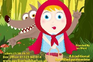Red Riding Hood by Hailsham Theatres SUS-190122-160529001