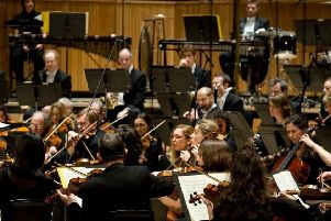 London Philharmonic Orchestra at the Devonshire Park Theatre SUS-170602-142646001