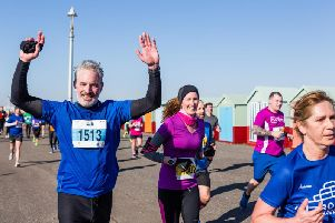 The Grand Brighton Half Marathon